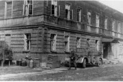 Кузино, 1941 - 1944 г.