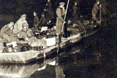 Киришский плацдарм, р. Волхов 1942-1943 г.