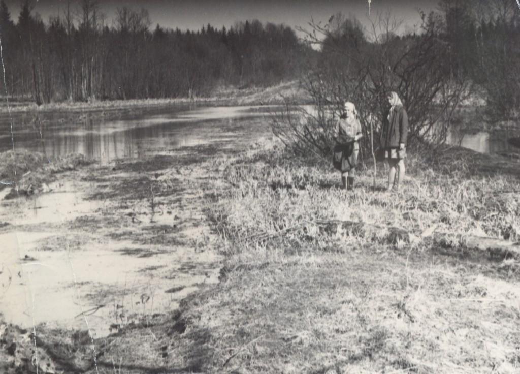 13 Дорога в Гладь (Круги) 1976