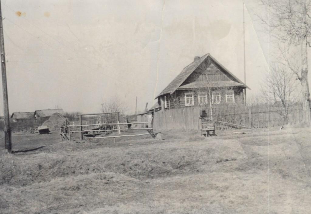 20 Дом Большухиных май1976