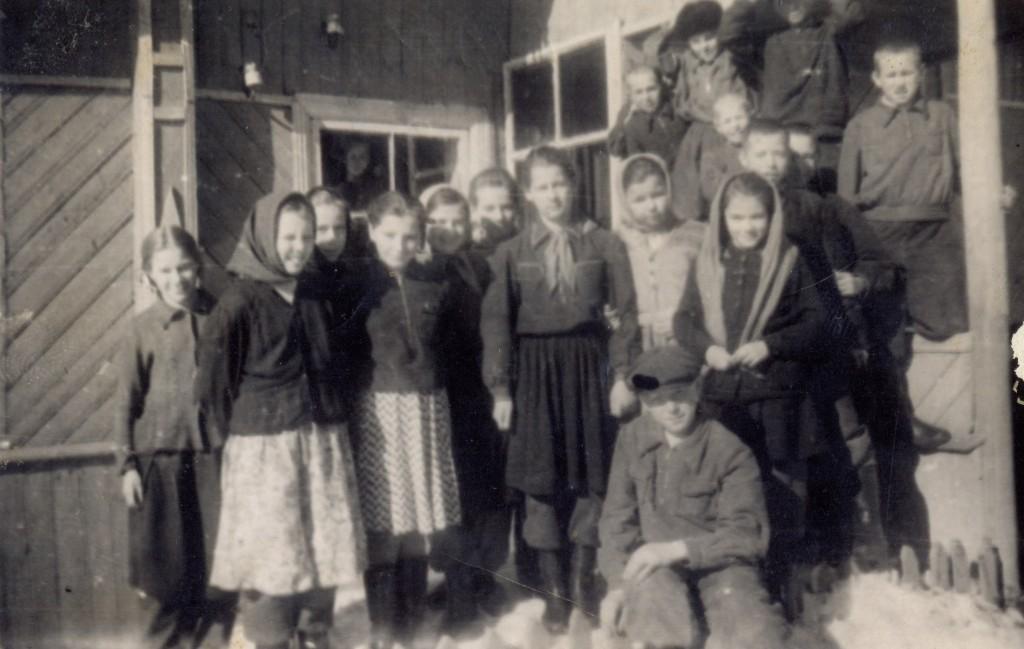 8 Деревская школа