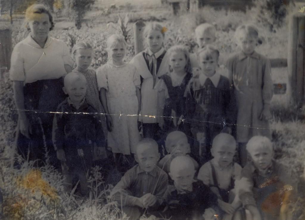 9 Гладская школа
