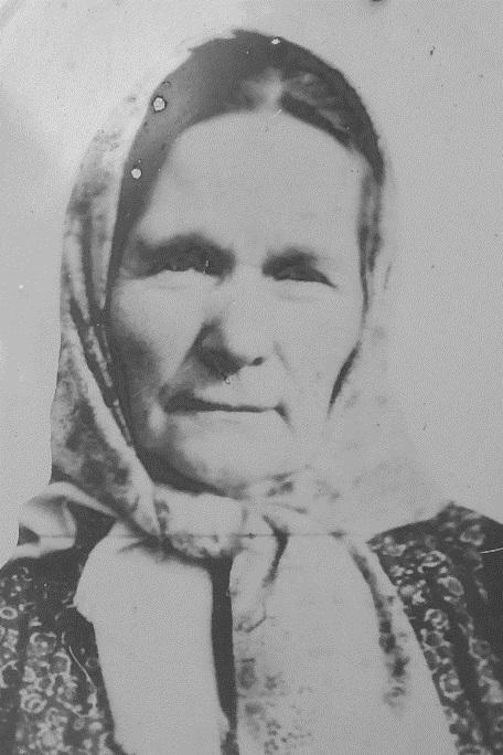 Анна Михайловна Гаврилова, замужемВенецкая