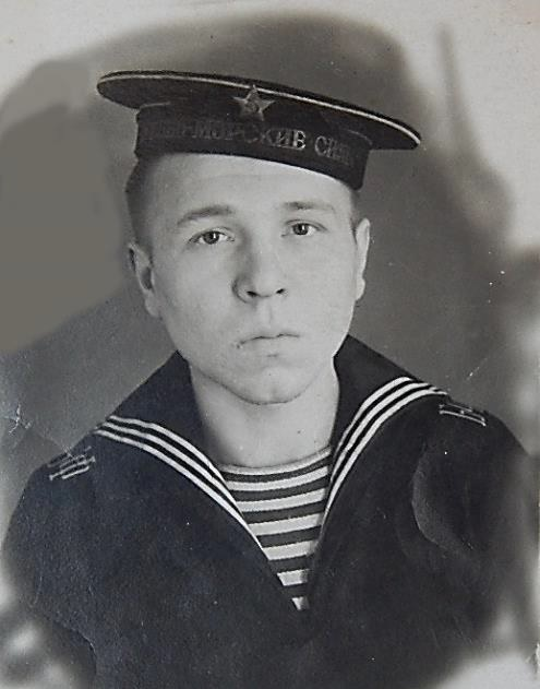 Николай Иванович Лукин 1954