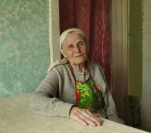 Степанова (Стафеева) Александра Николаевна, уроженка Глади