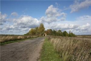 Место где находилась деревня Модня, 2011 г., автор фото: Павел Самбук. Фото с генеалогического сайта рода Папешиных http://papeschiny.ucoz.ru/index/modnja/0-80